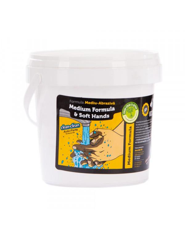 Pasta mediu-abrazivă pentru curatat mainile 500g