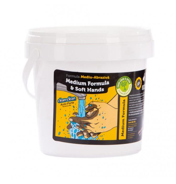 Pasta mediu-abrazivă pentru curatat mainile 5 kg
